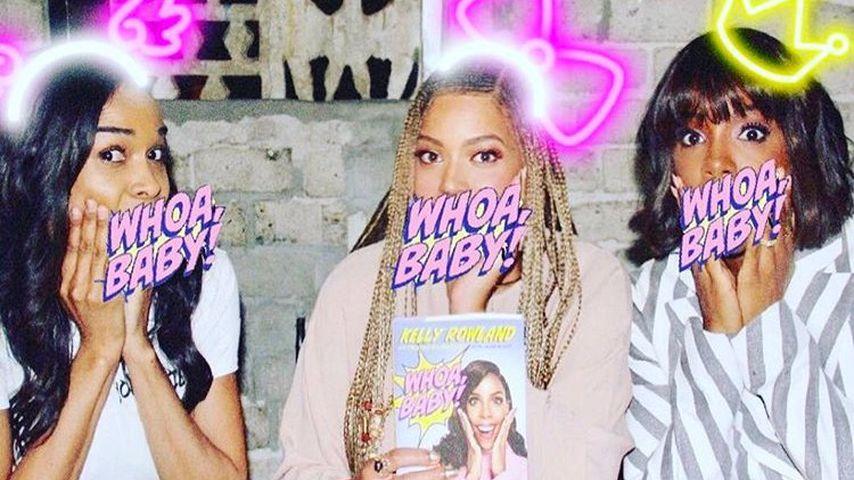 Michelle Williams, Beyoncé Knowles und Kelly Rowland
