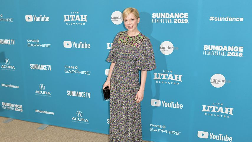 Michelle Williams beim Sundance Film Festival 2019