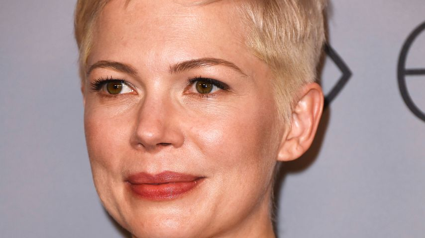 Michelle Williams bei der Golden Globes-Party 2018