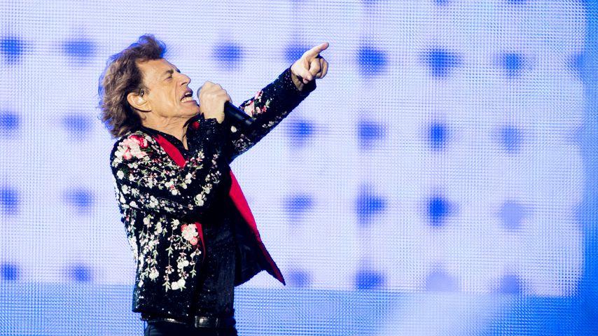 Mick Jagger, Rolling-Stones-Frontmann