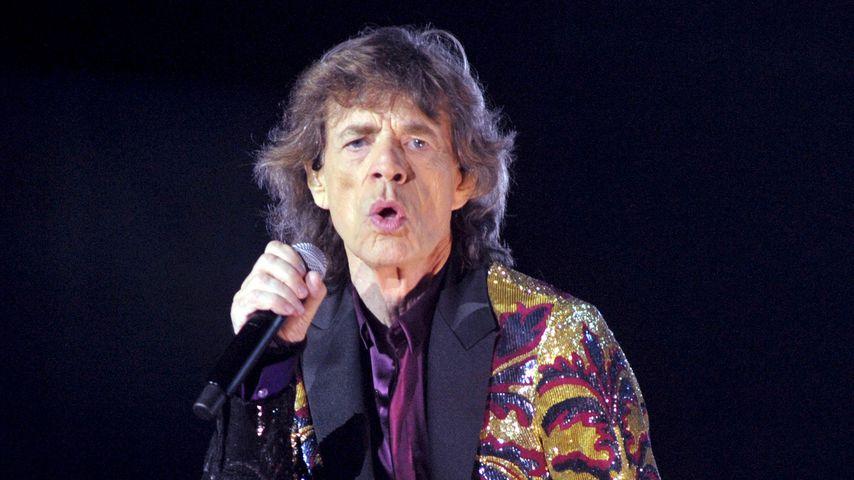 Mick Jagger (74) liebt 22-jährige Filmproduzentin