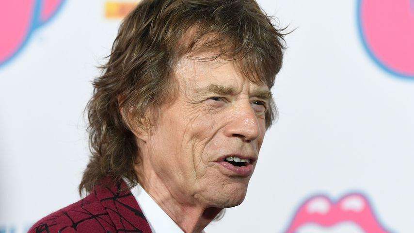 Mick Jagger in New York City