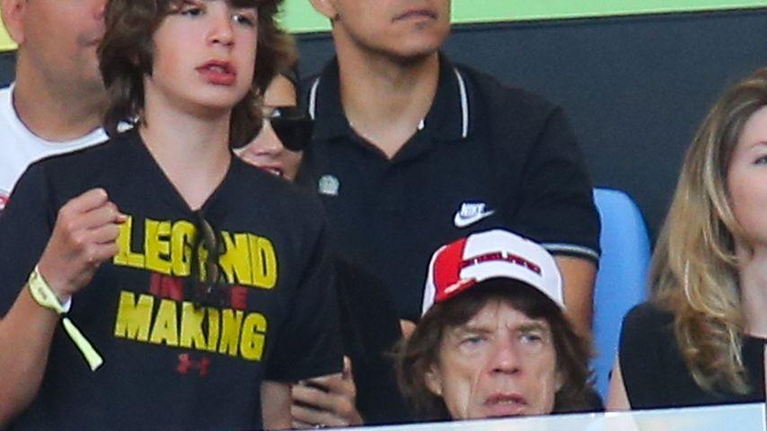 Mick Jaggers Sohn: Vaterschaft nicht abzustreiten