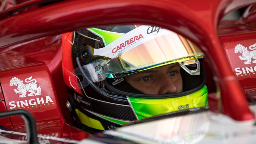 Mick Schumacher 2019