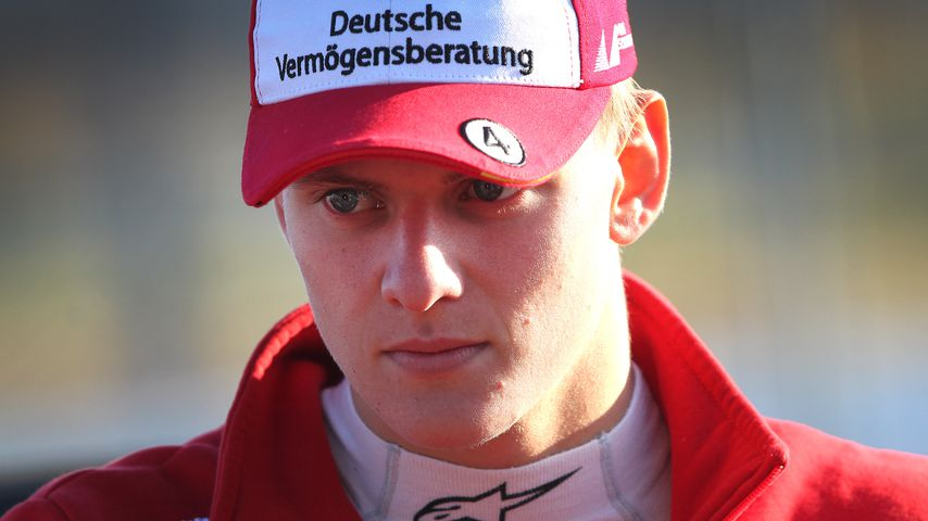 Mick Schumacher im Oktober 2018