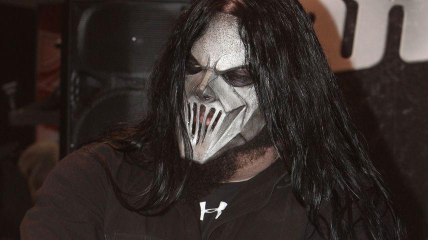 Messer im Kopf! Attacke auf Slipknot-Gitarrist