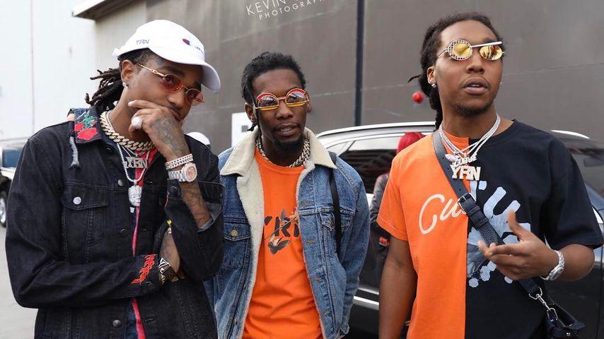 Migos, Rap-Gruppe aus Atlanta