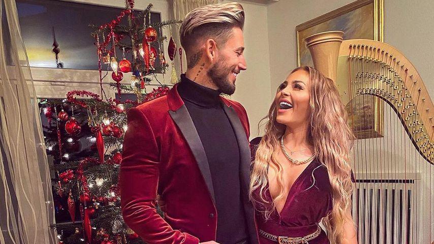 Mike Heiter und Laura Morante, Weihnachten 2020