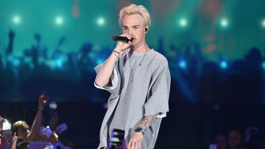 Bieber, bist du's? Das steckt hinter Mike Singers neuem Look