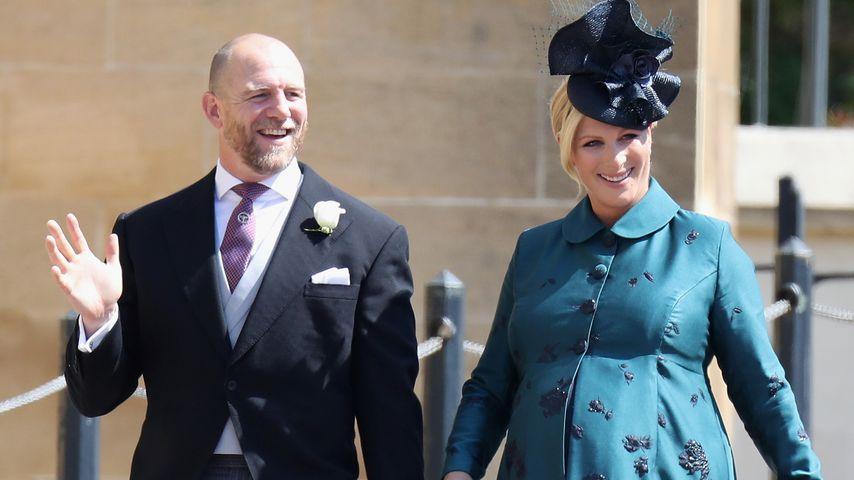 Prinz Williams Cousine Zara: Zweites Baby ist auf der Welt!