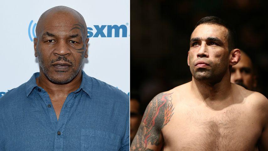 Oops! Mike Tyson bricht Schauspiel-Kollegen fast die Nase