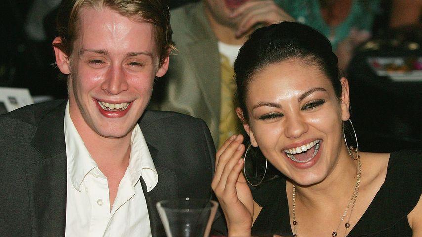 Mila Kunis: Seltene Worte über Ex-Freund Macaulay Culkin!
