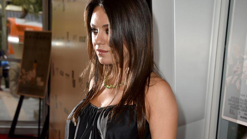 """Mila Kunis auf der """"Dritte Person""""-Premiere 2014"""