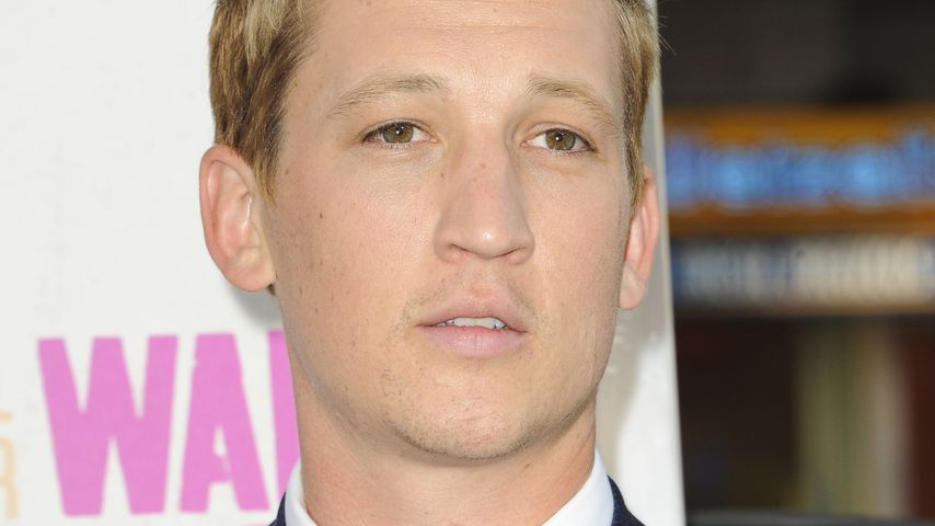 """Es tut mir leid""! Was bereut Hollywood-Hottie Miles Teller?"