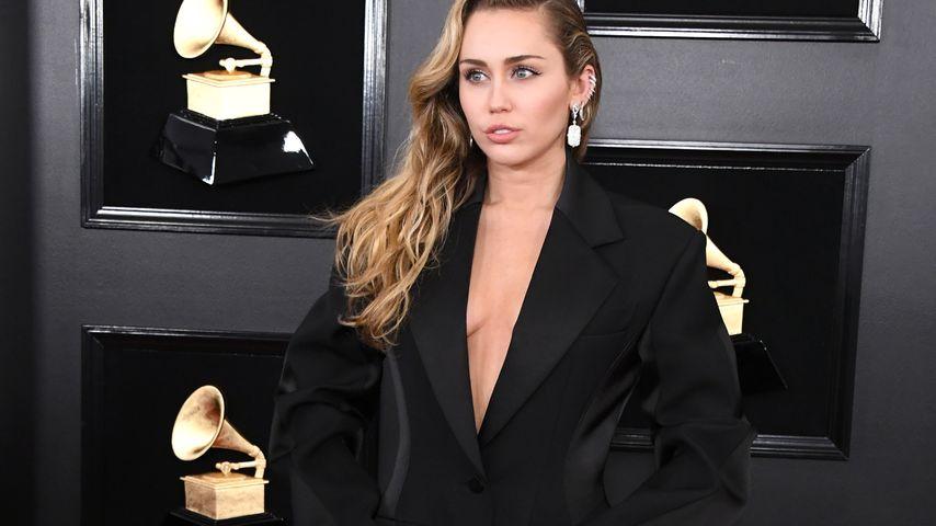 Miley Cyrus bei den Grammys 2019