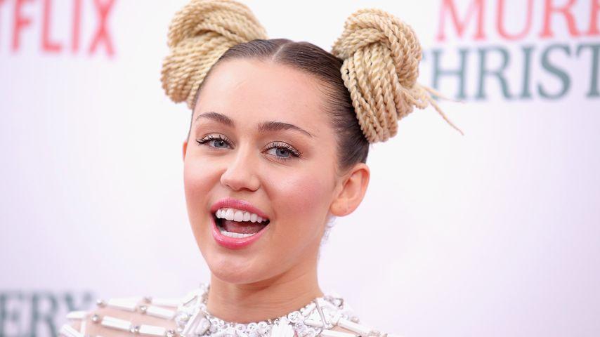 """""""Schnodder-Monster"""": Miley Cyrus ist total krank"""