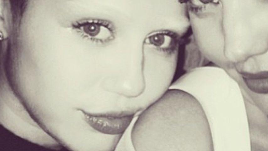 Ohne Augenbrauen! Miley schockt mit neuem Look