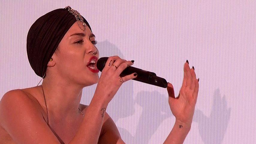 Zum ersten Mal: Miley Cyrus in deutschen Top Ten!