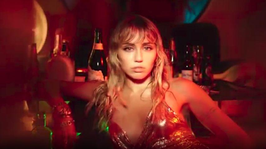 """""""Sind nicht mehr 17"""": Rechnet Miley jetzt mit Ex Liam ab?"""