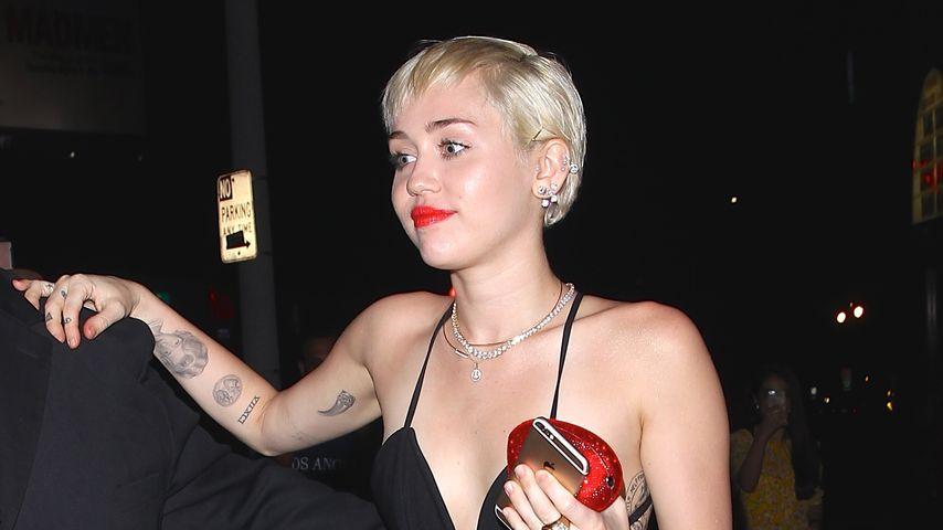 Nach Aus mit Patrick: Miley Cyrus bleibt gelassen
