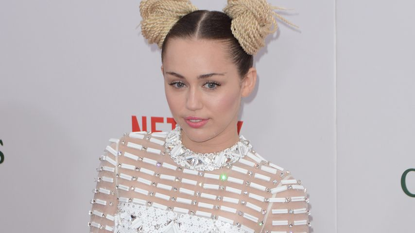 "Miley Cyrus bei der Premiere von ""A Very Murray Christmas"""