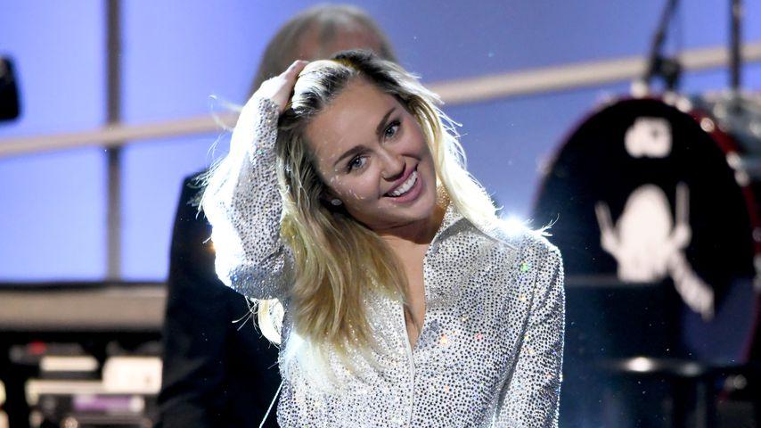Miley Cyrus im Januar 2018