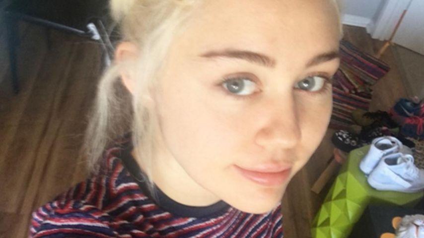 Schock-Geständnis! Keine Red Carpets mehr für Miley Cyrus