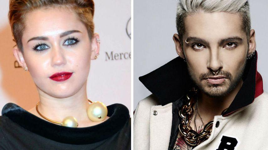 Trend-Tattoo Herz! Miley & Bill setzen auf Organe