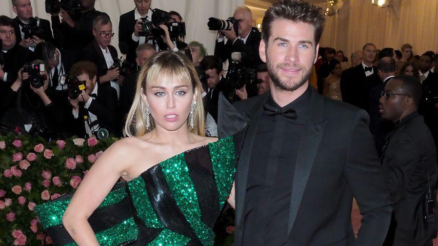 Details geregelt: Miley Cyrus ist erleichtert über Scheidung