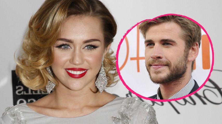 Krass! Plant Miley Cyrus ihre Hochzeit hinter Liams Rücken?