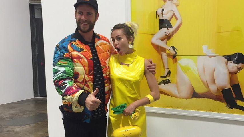 Krass! Miley Cyrus & Liam Hemsworth sollten nicht heiraten