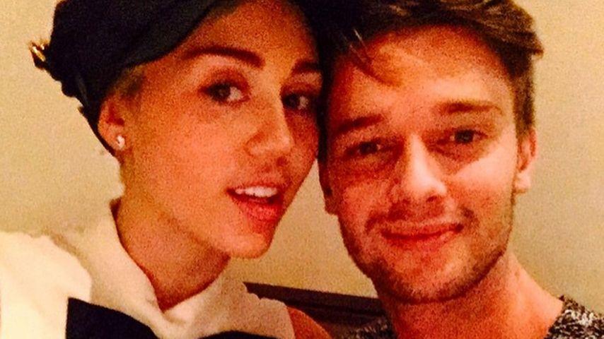 Glücklich! Patrick Schwarzenegger vergöttert Miley