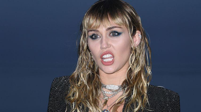 Wegen Penis-Pic? Darum wurde Miley Cyrus bei Film ersetzt