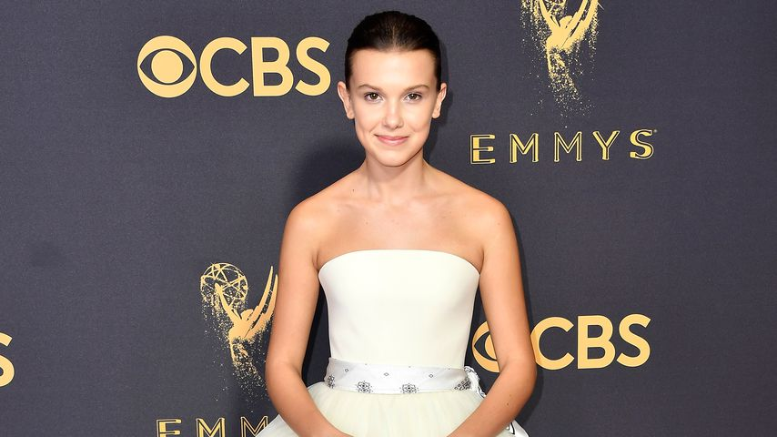 Millie Bobby Brown bei den Emmy Awards 2017 in Los Angeles