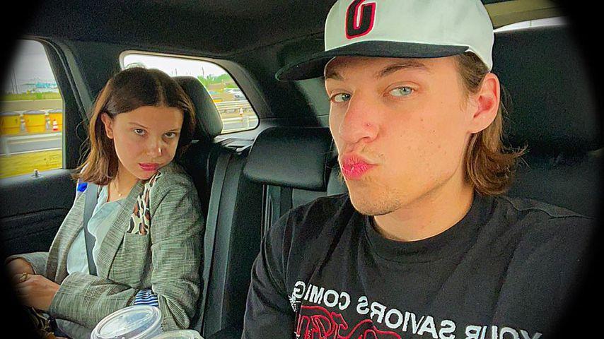 Hat Millie Bobby Brown was mit Jon Bon Jovis Sohn Jake?