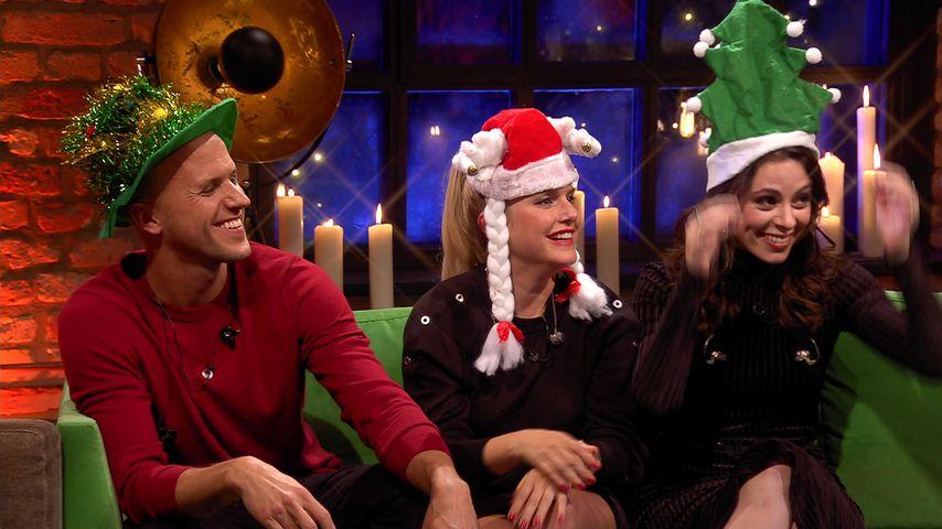 """Milow, Jeanette Biedermann und Jennifer Haben beim """"Sing meinen Song""""-Weihnachts-Special"""