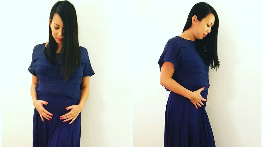 Süße Baby-Überraschung: Minh-Khai Phan-Thi wird wieder Mama!