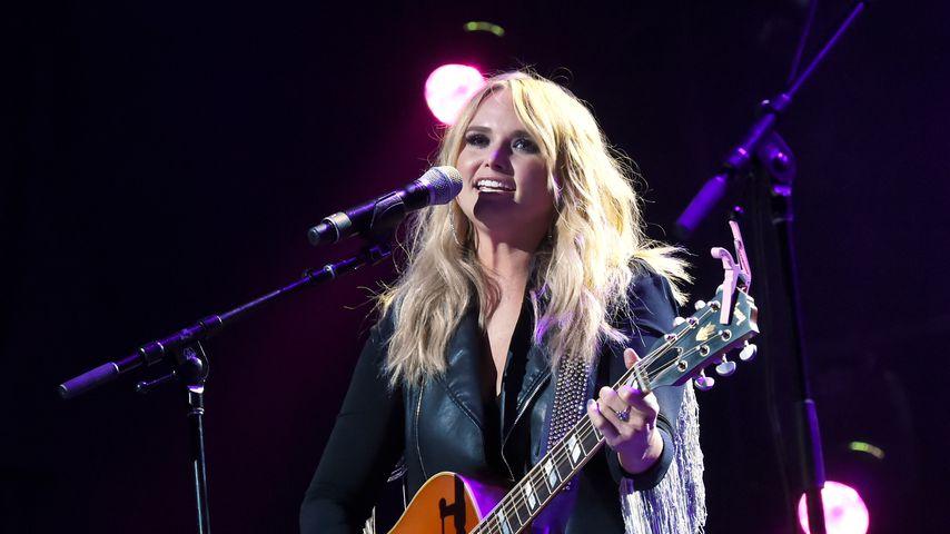 Miranda Lambert bei einem Auftritt in San Antonio, Texas