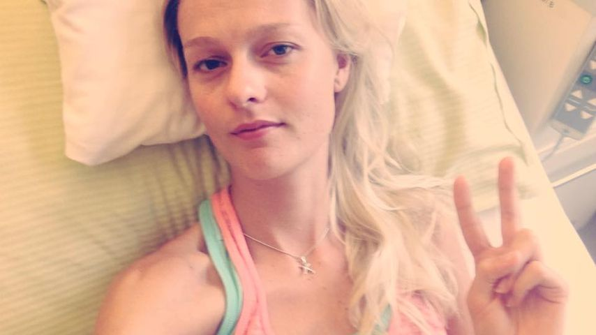 GNTM-Unfall: Doppelter Bruch bei Stuntfrau Miriam Höller!