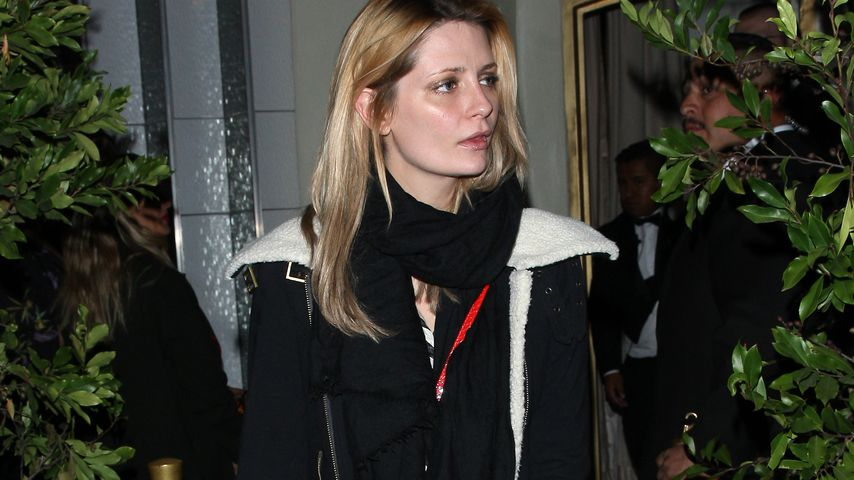 Mischa Barton auf einer Party in West Hollywood, LA