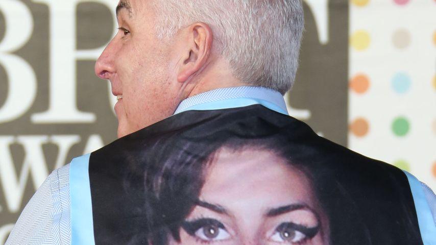 Mitch Winehouse: Fashion-Tribut für seine Amy