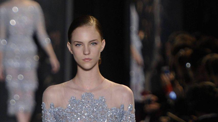 Couture Show: Elie Saab verzaubert in Paris