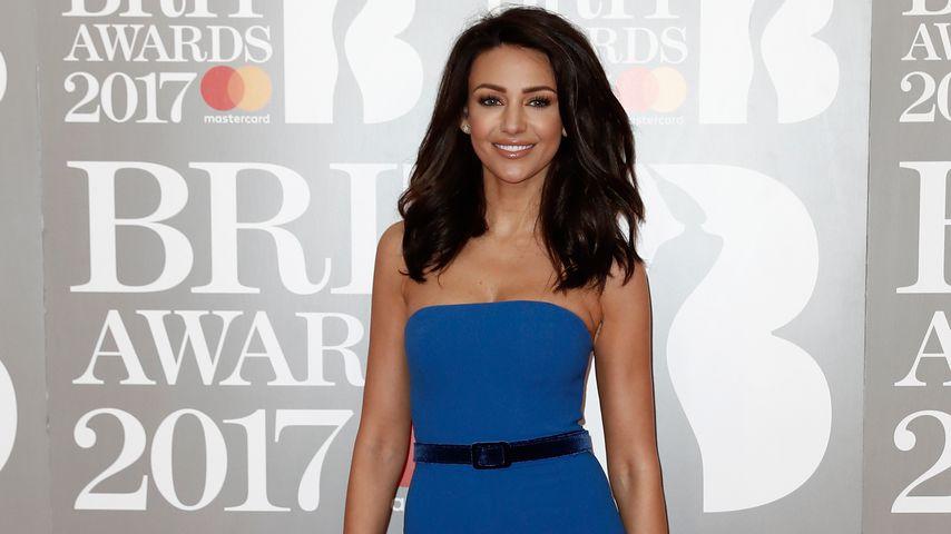 Michelle Keegan bei den BRIT Awards