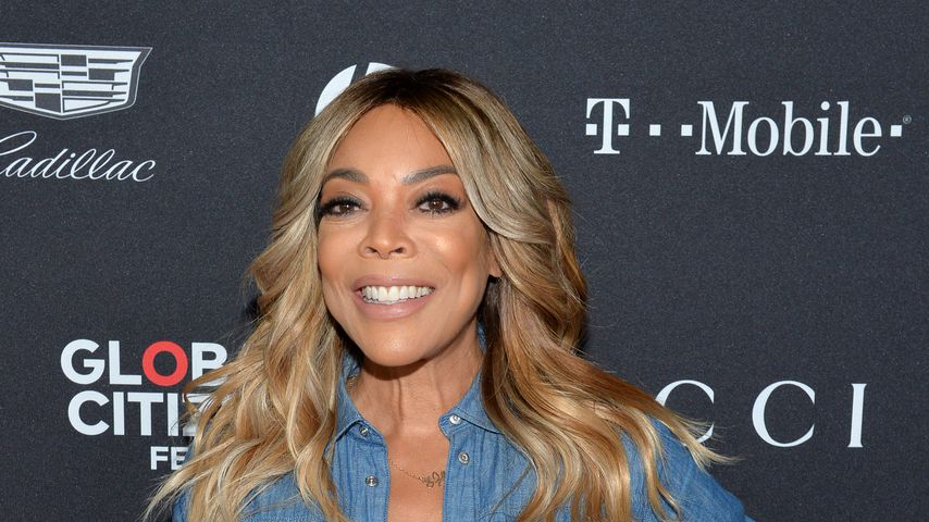Moderatorin Wendy Williams in New York