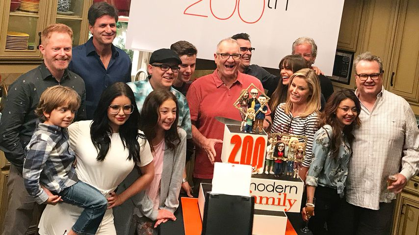 """Modern Family"" Feier zur 200. Episode"