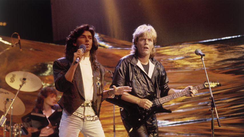 Modern Talking, 1986