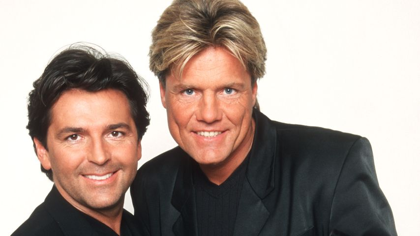 Die Band Modern Talking