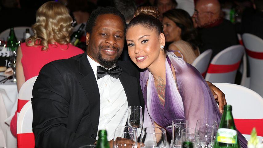 Mola Adebisi und Joanne