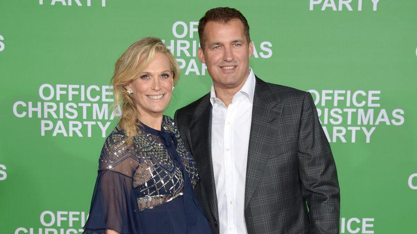 Molly Sims und ihr Ehemann Scott Stuber