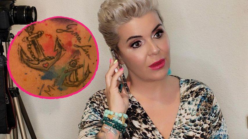 Gina-Lisas ehemals beste Freundin ließ BFF-Tattoo covern!